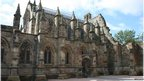 Exterior of Rosslyn Chapel (Photo: Jayne Lutwyche)