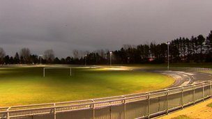 Dundee Velodrome