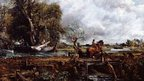 John Constable R.A., The Leaping Horse, 1825