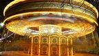 A carousel