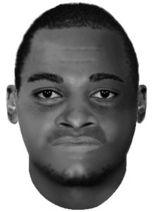 E-fit of Angolan man