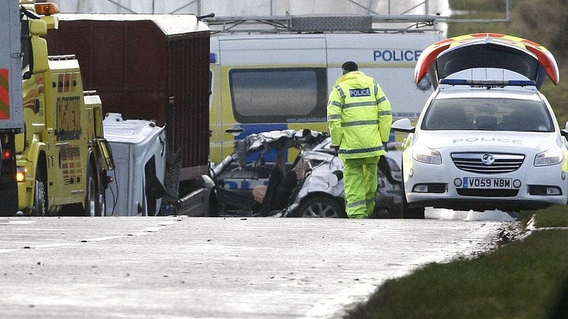 Car Accident Moneymore