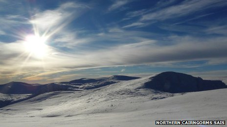 Cairngorms. Pic: Northern Cairngorms SAIS