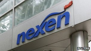 cnooc takeover of nexen approved by us regulator bbc news