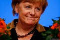 German Chancellor and leader of Germany's Christian Democratic Union Angela Merkel