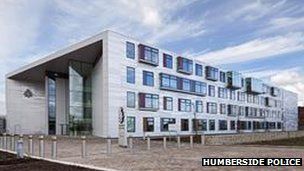 Humberside Police headquarters