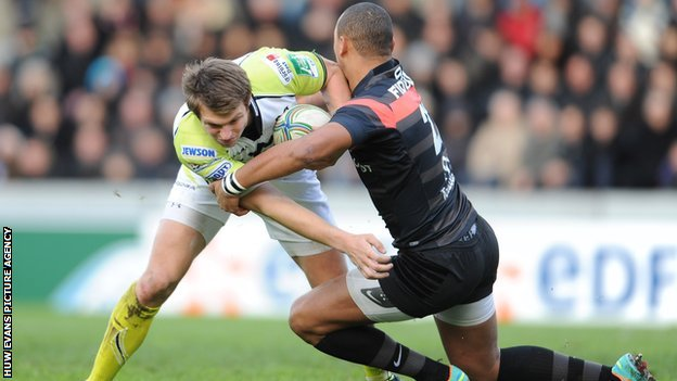 Toulouse v Ospreys