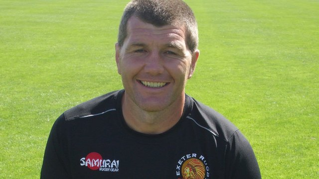 Rob Baxter