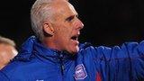 Ipswich's Mick McCarthy
