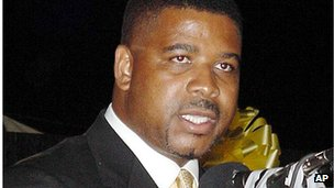 Former Turks and Caicos leader Michael Misick