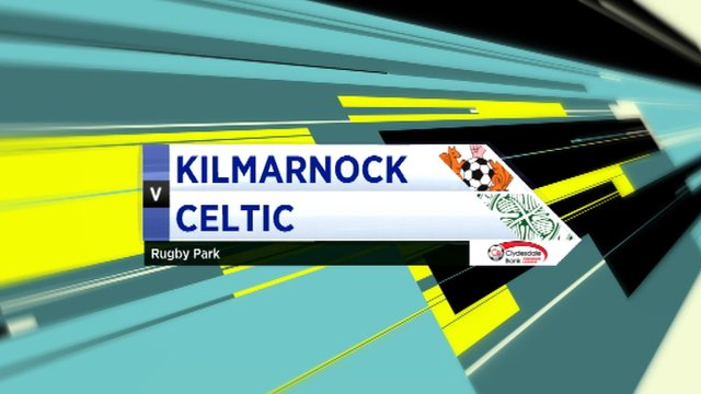 Highlights - Kilmarnock 1-3 Celtic