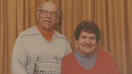 Ken and Audrey Lynch