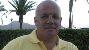 Dave Parris