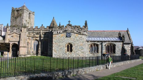 St Cybi's Church, Holyhead