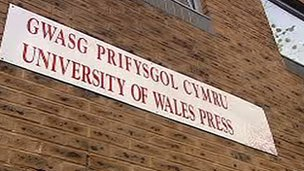 The University of Wales Press