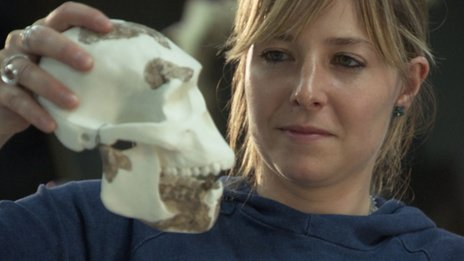 Alice Roberts on Prehistoric Autopsy