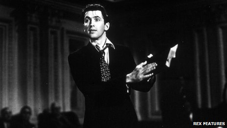 James Stewart in Mr Smith Goes to Washington