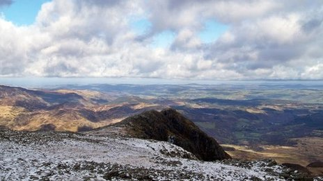 Moel Siabod (Pic: Chris McAuley)