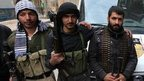Defiance and resolve in war-torn Damascus