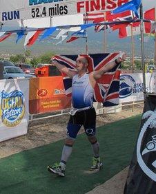 Alan Macpherson, Ultraman world championships