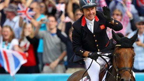 Bbc Sport London 2012 Olympics Equestrian