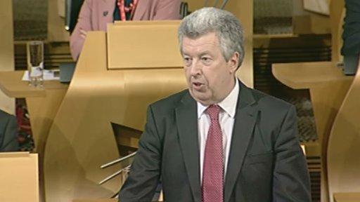Labour MSP Lewis MacDonald