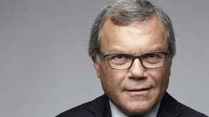 WPP boss Martin Sorrell