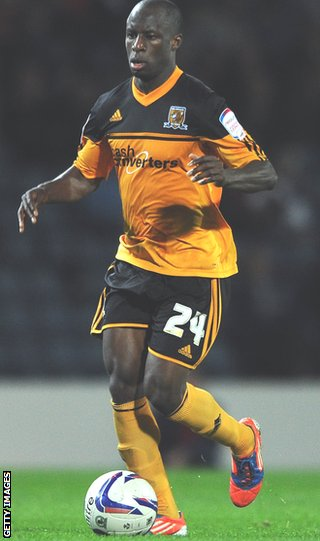 Aluko moved from Rangers to Hull City after the club went into administration