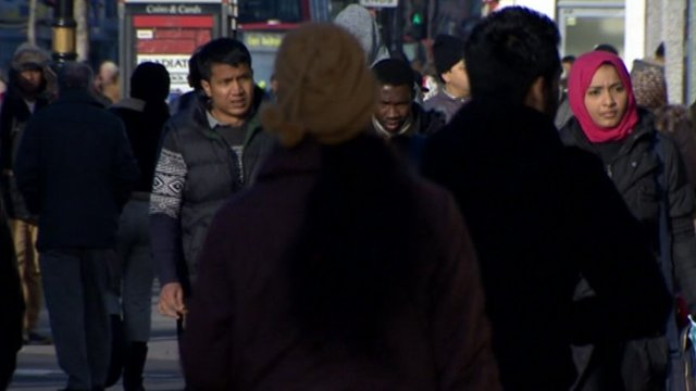 Newham street scene