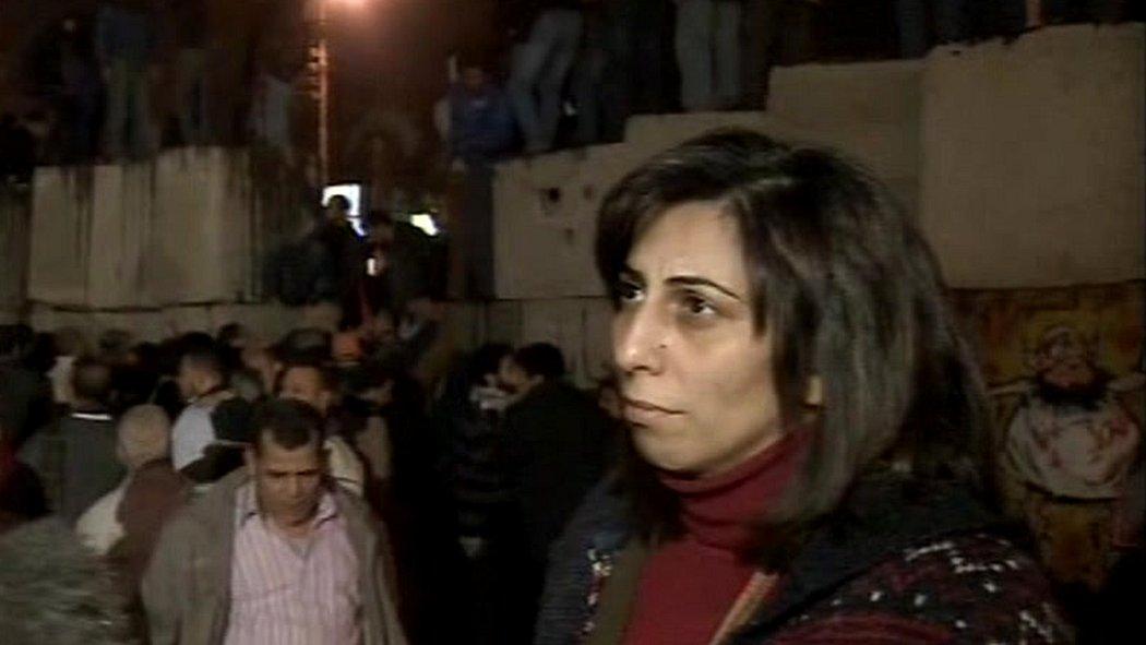 Protester Hala Galal