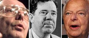 Alfonse D&#039;Amato, Huey Long, Robert Byrd