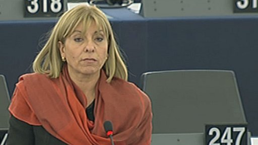 Ani Podimata MEP