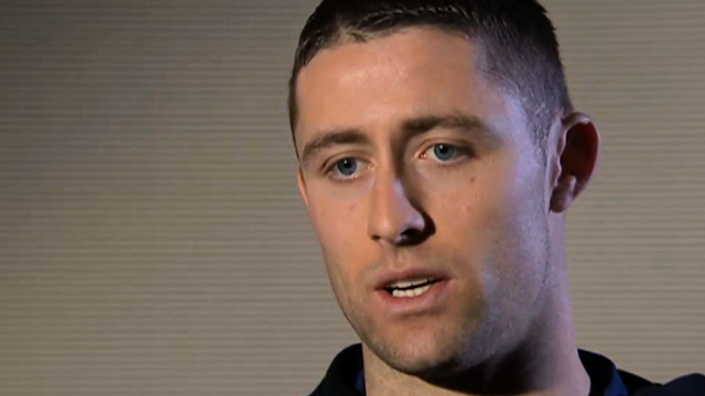 Chelsea defender Gary Cahill