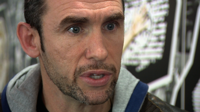 Former Arsenal defender Martin Keown