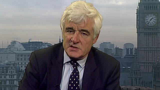 Journalist John Ware