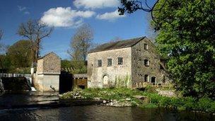 Heron Corn Mill