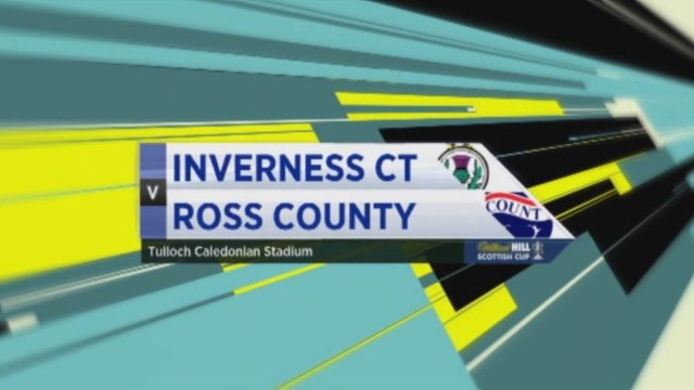 Inverness CT v Ross County