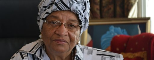 President Johnson Sirleaf