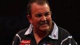 Darts player Phil Taylor