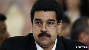 Nicolas Maduro, file photo