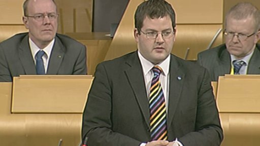 SNP MSP Mark MacDonald