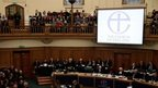 The general synod of the Church of England meeting on 21 November