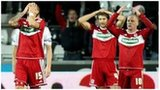 Middlesbrough react in disbelief to Swansea's winner