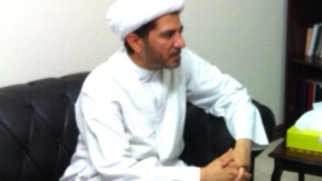 Sheikh Ali Salman