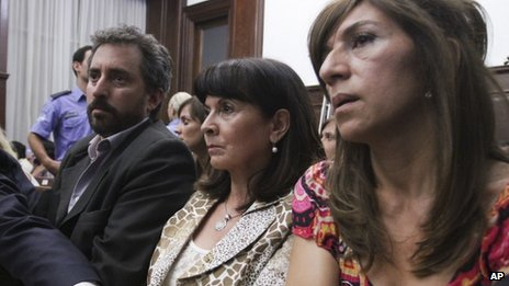 Innocent verdicts in high-profile trial set back Argentina&#39;s fight against sex <b>...</b>