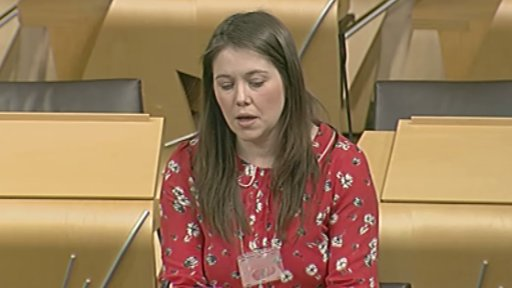 Children and Young People Minister Aileen Campbell