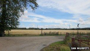 Haughend Farm