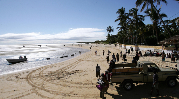 Inhaca Island, Mozambique