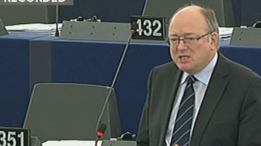 Malcolm Harbour MEP
