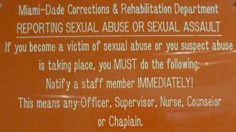 Sexual abuse advice notice